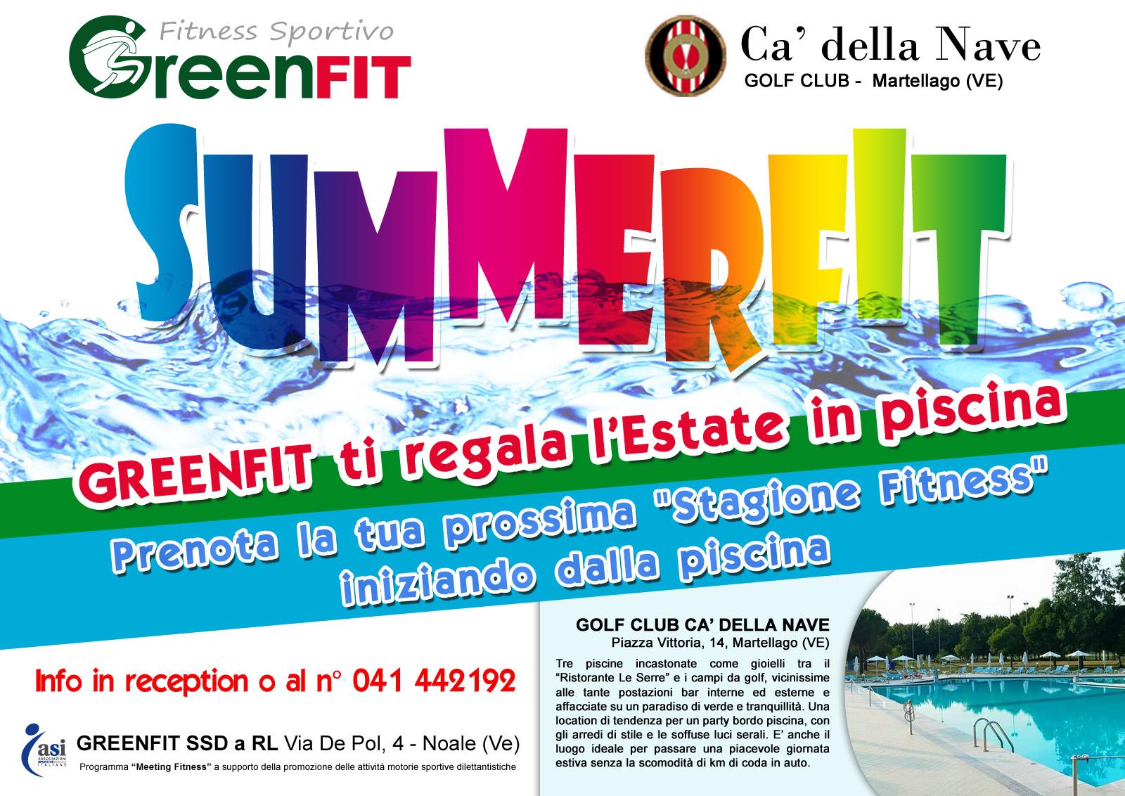 Greenfit Fitness Sportivo Noale